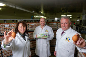 Sean Gallagher's visit to Riverview Eggs.
