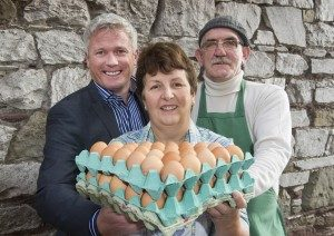 An Eggs traordinary Donation