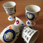 Riverview egg cups