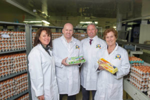Sean Gallagher's visit to Riverview Eggs